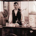 *1914 Antepasado heladero Helados Alacant* Museo del Helado en Grupo Alacant