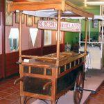 *1940 Carrito de helado* Museo del Helado en Grupo Alacant