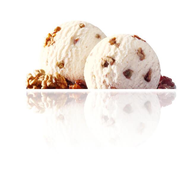Cream & Walnuts