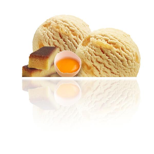 Mantecado & Egg Yolk Nougat