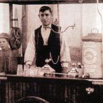 *1914 First Helados Alacant ice cream maker* Ice cream museum at Grupo Alacant