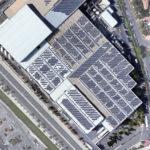 2012 Solar panel installation