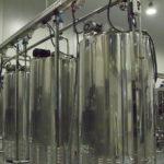 Silos de almacenamiento en fábrica Eurogranizados