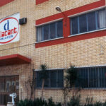 *In 1972 the first Helados Alacant ice cream plant* San Vicente del Raspeig (Alicante)
