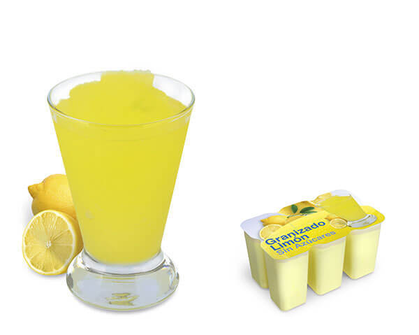 Lemon with no Added Sugar