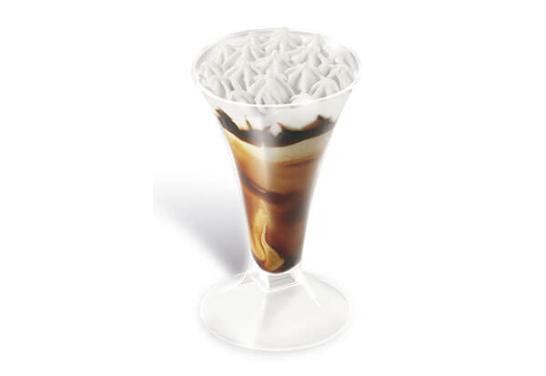 Flan & Cream Cup