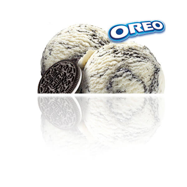 Nata con Galleta Oreo